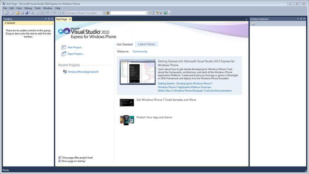Windows Phone 7: Write Your First App   David Loo